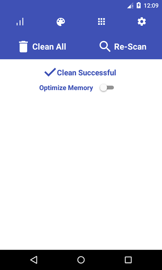 Cache Clean Easy - Optimize- screenshot