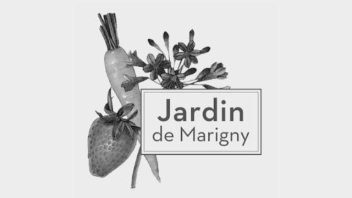 logo jardin de marigny