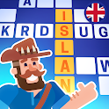 Crossword Islands – Crosswords in English icon