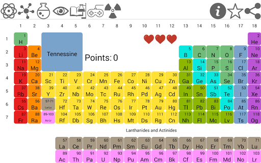 Periodic table pro apk download apkpure periodic table pro screenshot 1 periodic table pro screenshot 2 urtaz Image collections