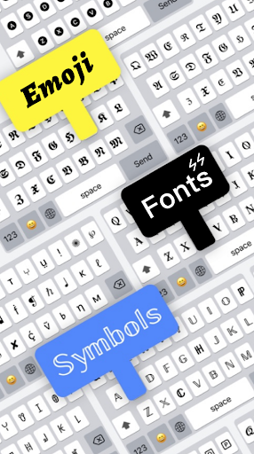 Cool Fonts screenshot 1