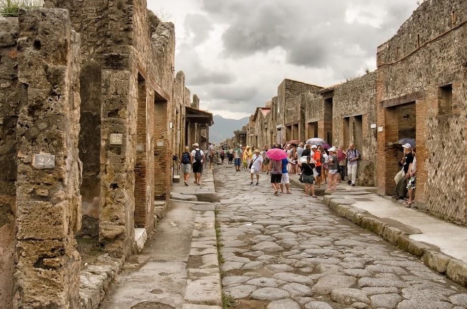 consejos visitar pompeya