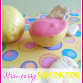 Strawberry Lemonade Pie Dip.