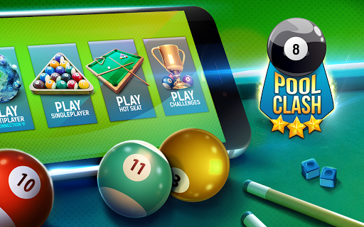 Pool Clash: 8 Ball Billiards & Top Sports Games modavailable screenshots 21