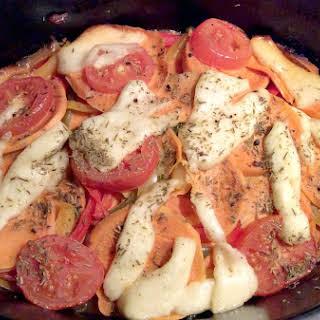 Sweet Potato Bake Fish Recipes.