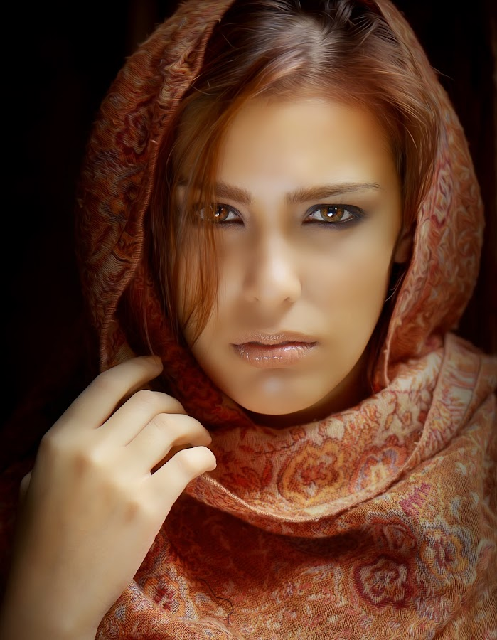 by Jake Daw - People Portraits of Women