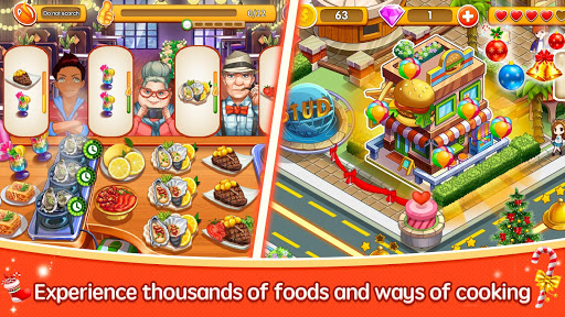Happy Chef - Cooking Game screenshots 3