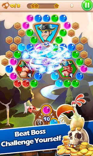 Bubble Pirates :Bubble Shooter - screenshot