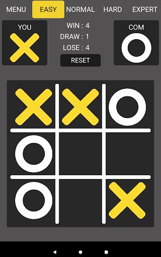 Tic Tac Toe : Noughts and Crosses, OX, XO 1.7.0 screenshots 8