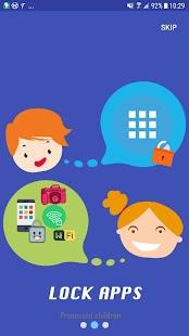 Children App Lock - náhled