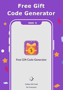 App Free Gift Code Generator APK for Windows Phone