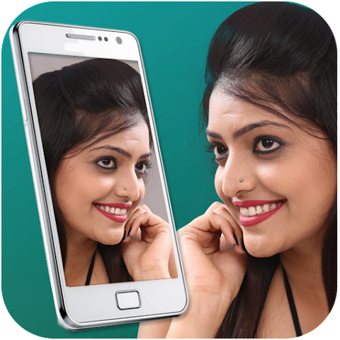 All about mobile mirror for android videos screenshots for Miroir application android