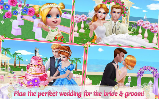 Wedding Planner  - Girls Game - screenshot