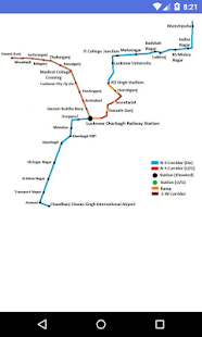 Lucknow Metro Map.Lucknow Metro Map Apps On Google Play