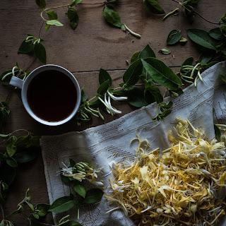 Honeysuckle Lemonade Recipe