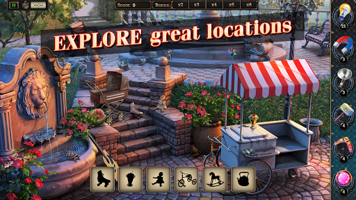 Hidden Object Games: Mystery of the City 1.16.15 screenshots 23