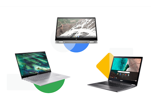 Chrome Enterprise でリモートワークを実現