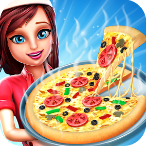 Pretty Little Chef Pizza Maker - Cooking Game