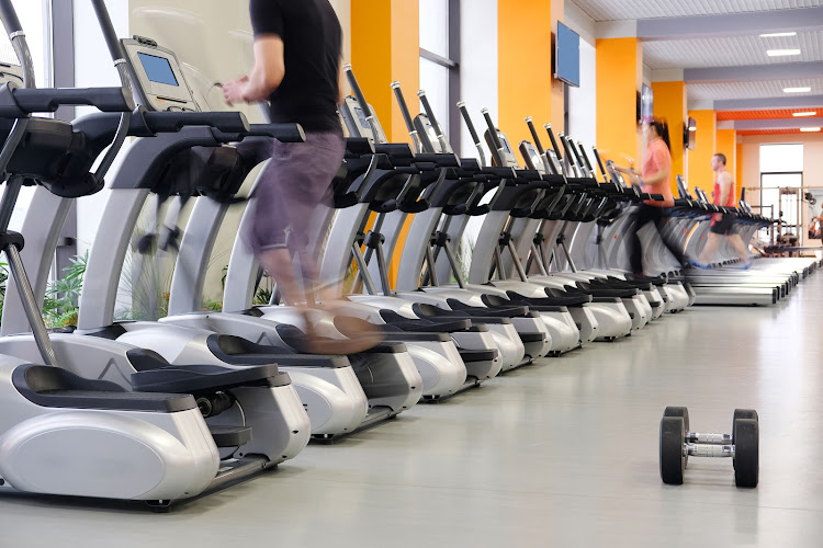 According to a study by the World Health Organisation, 38.2% of South Africans don't get enough exercise.