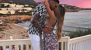 Holly Hagan engaged to Jacob Blyth