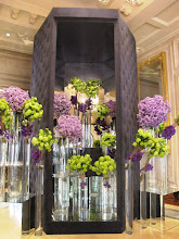 """Photo: We hope these vibrant blooms from Four Seasons Hotel George V Paris have put a """"spring"""" in your step. Enjoy the first day of spring!"""