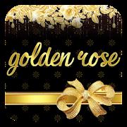 Luxury Golden Rose