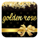 Luxury Golden Rose v 1.1.3 app icon