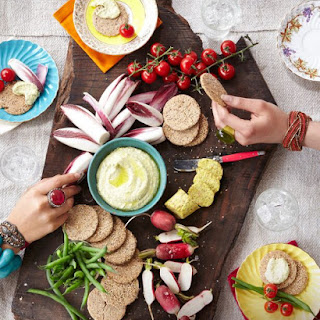 Zucchini Hummus from The UnDiet Cookbook