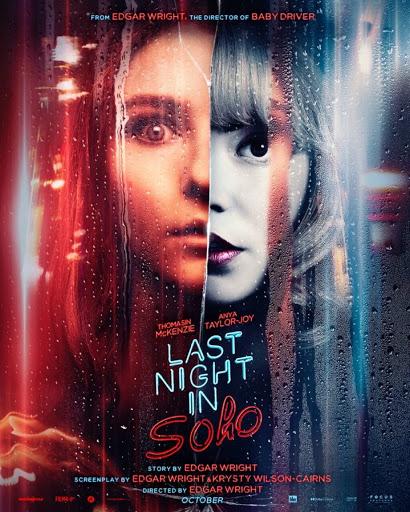 LAST NIGHT IN SOHO Gets Trio of Killer New BTS Pics with Edgar Wright
