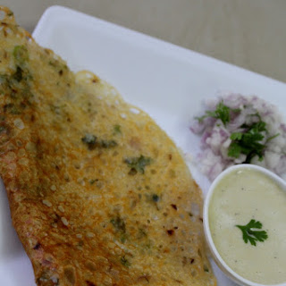 Rava Dosa Recipe South Indian Instant and Crispy, Sooji Dosa | Onion Rava Dosa