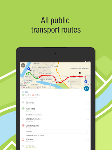 2GIS: directory & navigator app (apk) free download for Android/PC/Windows screenshot