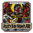 Logo of Baird Angry Boy Brown Ale