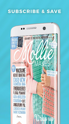 Crochet Now Magazine - Issue 57 Subscriptions | Pocketmags | 512x288