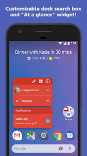 Action Launcher Screenshot