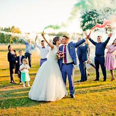Wedding photographer Elena Proskuryakova (ElenaNikitina). Photo of 24.10.2017