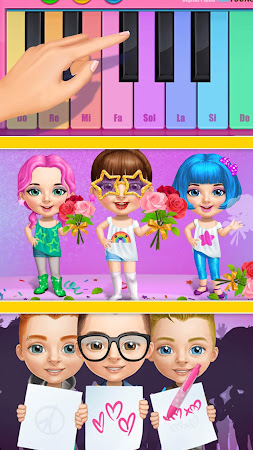 Sweet Baby Girl Pop Stars 1.0.61 screenshot 634864