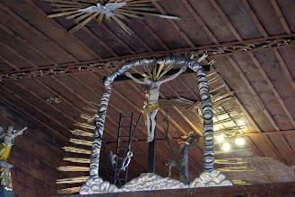 Photo: Kościół w Dębnicy - barokowy krucyfiks
