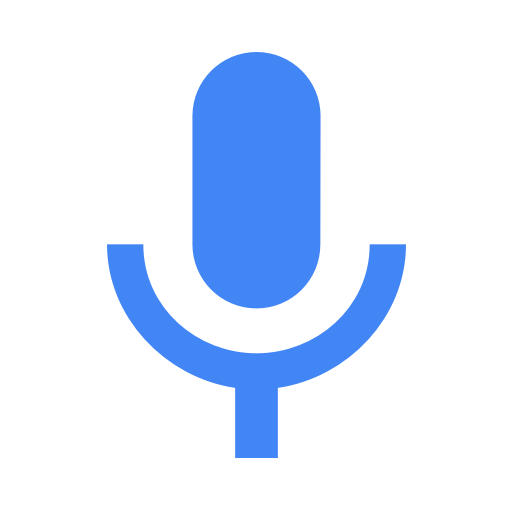 Voice Action Services Icon