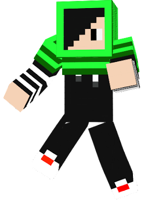 A creeper liker who friendly with creepers and he can explode himself like a creeper