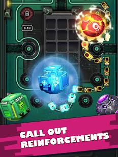 Game Cybershock : TD Idle & Merge APK for Windows Phone