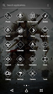 Ninja Assassin 2 Xperia Theme for PC-Windows 7,8,10 and Mac apk screenshot 3