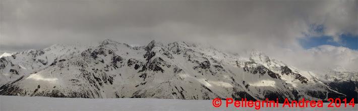 Photo: Panorama 10 13 cime da Cima Forzellina