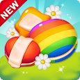 Cookie Macaron Pop : Sweet Match 3 Puzzle