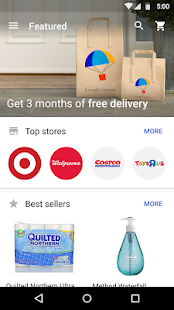 Google Express - screenshot thumbnail