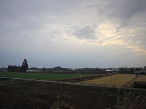 近鉄バス「ひなたライナー」 2256 車窓_01