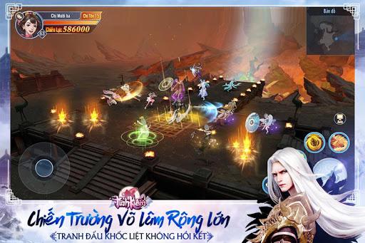 Tu00ecnh Kiu1ebfm 3D - Tinh Kiem 3D android2mod screenshots 6
