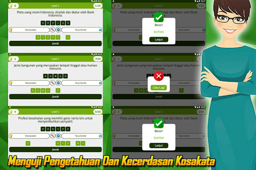 Asah Otak Game apktreat screenshots 1