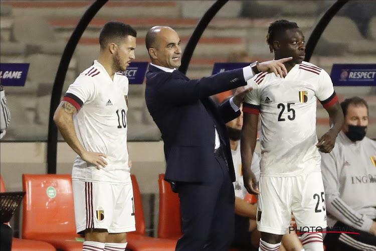 Trois victoires, des retours et de la confiance: Roberto Martinez optimiste à l'issue du premier tour