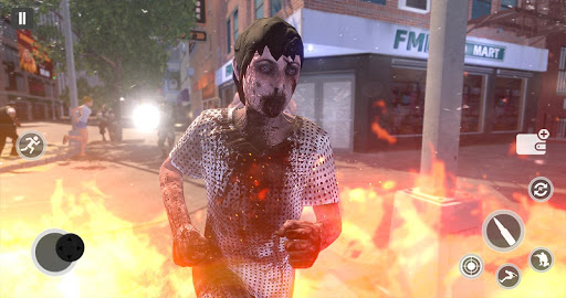Zombie Dead City: Zombie Shooting - Action Games image | 6