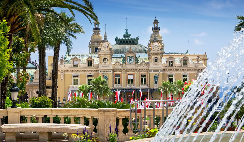 Propriété avec piscine et jardin Monaco